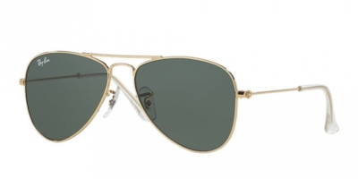 "Ray-Ban Jr. Aviators ""RJ 9506S"" Gold"
