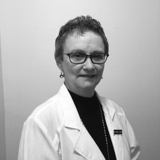 DR. LORETTA JAMES